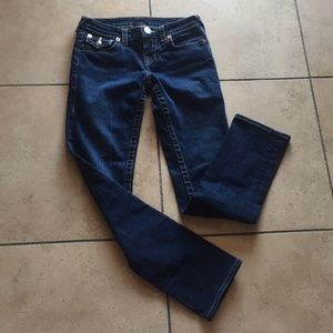 True Religion Girl's Jeans- Size 10